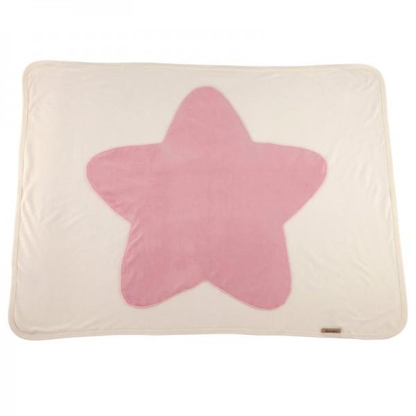 Fourzero Star Blanket Pink