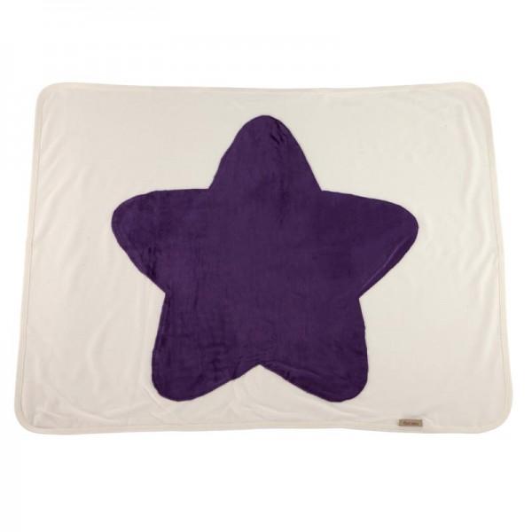 Fourzero Star Blanket Purple