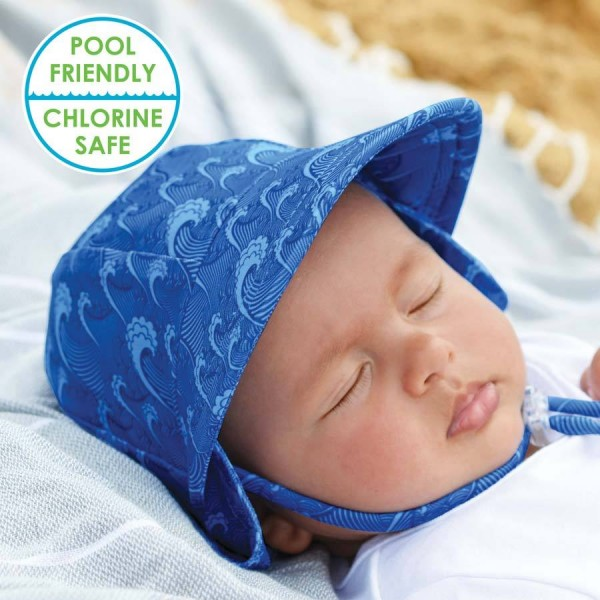 Bedhead Swim Hat - Waves Baby