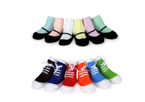 Tippy Toes Socks Baby Jane & Kickers