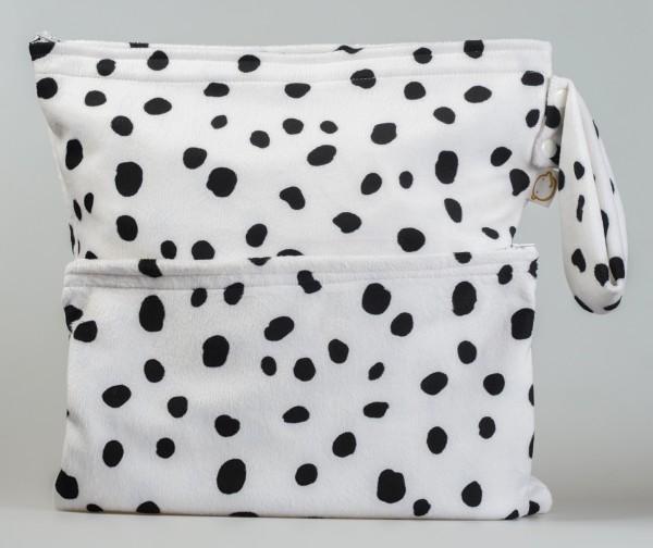 Cushie Tushies Nappy Bag - Spotty