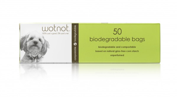 Wotnot Bio Bags - Dog picture